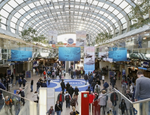 "CONFINDUSTRIA NAUTICA WILL BE ""ITALY'S HOME BASE"" FOR ITALIAN BOATING BUSINESSES AT BOOT DUSSELDORF"