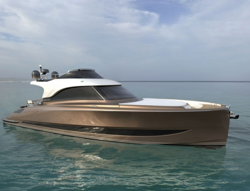 Solaris Power svela al Boot il 48 Lobster Flybridge