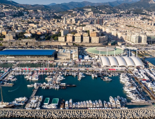 GENOA INTERNATIONAL BOAT SHOW SET TO TAKE PLACE FROM 1ST TO 6TH OCTOBER