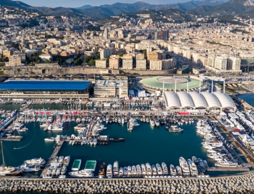 60TH GENOA INTERNATIONAL BOAT SHOW: CONFERENCES AND KEY EVENTS IN THIS YEAR'S CALENDAR