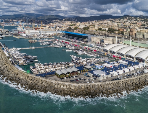 THE 61st EDITION OF THE GENOA BOAT SHOW WILL TAKE PLACE FROM 16th TO 21st SEPTEMBER 2021