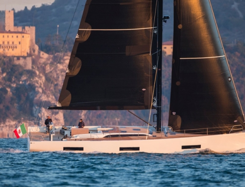 THE SOLARIS YACHTS PREVIEW FOR THEIR BRAND NEW SOLARIS 60