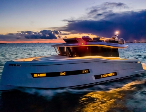 A first glimpse of the Endurance 60 by Pardo Yachts