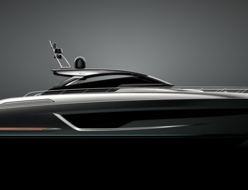 Riva unveils their brand new Riva 68' Diable